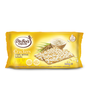 Puffed Rice Crackers 240g - Healthy Biscuits - Puffed Rice ...