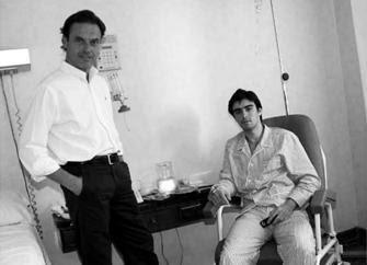 Miguel Angel Perera y Fernando Cepeda. Clínica