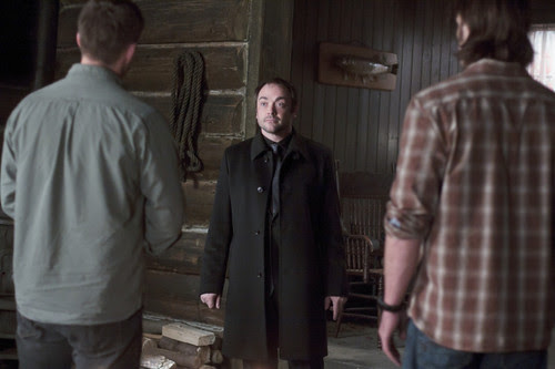 "Recap/review of Supernatural 7x22 ""There Will Be Blood"" by freshfromthe.com"