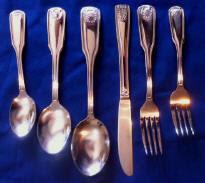 Shell | Restaurant Flatware | Wholesale | Stainless Steel | bulk ...