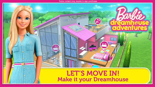 Barbie Dreamhouse Adventures v1 3 Mod Apk - APK Game Full Mod