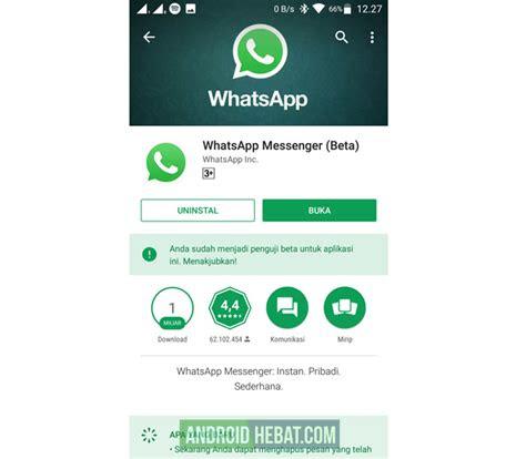 menghentikan iklan  whatsapp