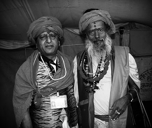 My Naga Sadhu Maha Kumbh Set Is Restricted - Only Flickr Members Can See Them by firoze shakir photographerno1