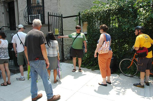 Lincoln-Berkeley Community Garden, Green With Envy Tour