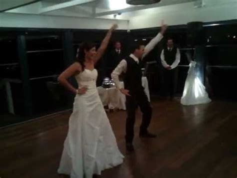 The BEST Wedding Dance EVER!!! (Pookstardelux)   YouTube