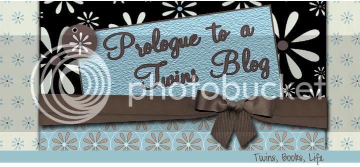 Prologue to a Twins Blog