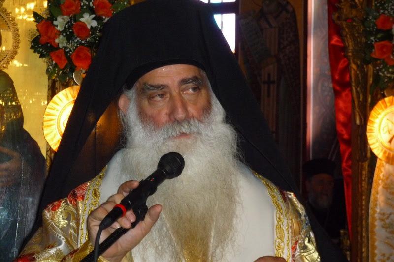 Σιατίστης Παύλος: 'Εδώ και χρόνια συντελείται μια συνειδητή προδοσία στην Θράκη'