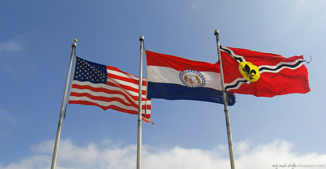 St Louis Flags