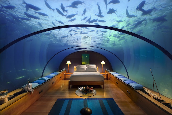 Image Result For Bedroom Underwater