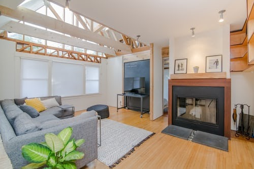 Home plan: how to share volumes