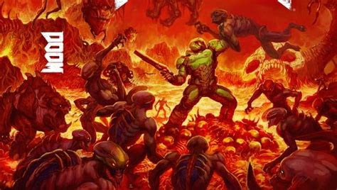 bethesda poll asks  doom alternate art  prefer