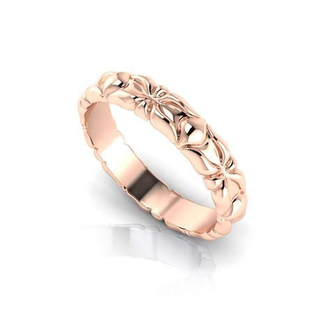 Sculpted Wedding Ring   Jewelry Designs