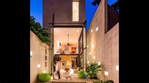 small modern home design    small lot