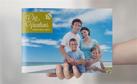 8  Family Album Templates   Free PSD, EPS, AI, Format