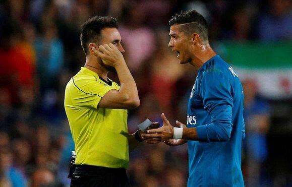 """Resultado de imagem para Ronaldo diz-se perseguido e fala em castigo """"exagerado e ridículo"""""""