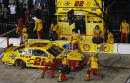 The Latest: Martin Truex Jr. wins at Richmond Raceway