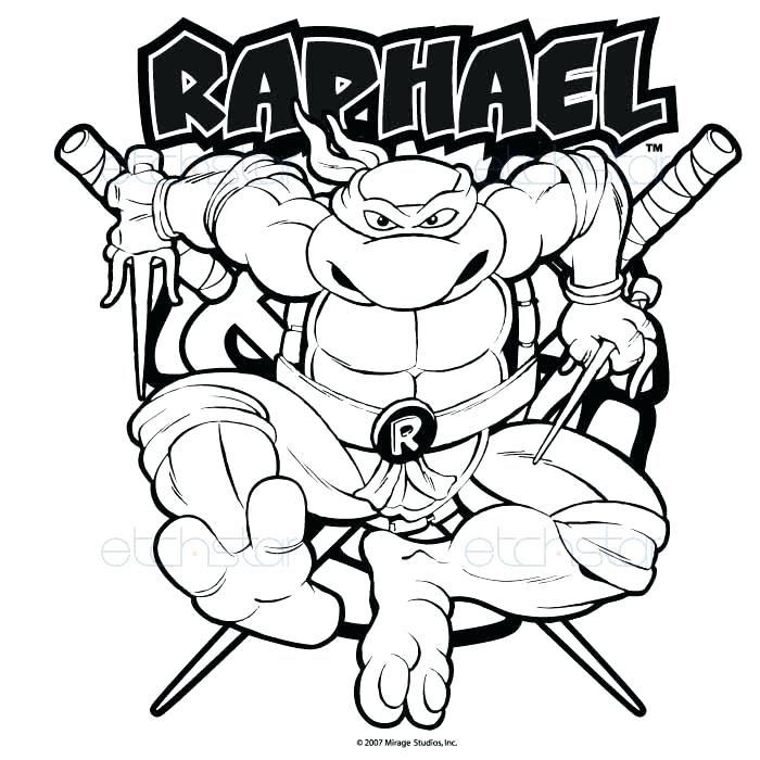 Ninja Turtle Head Drawing | Free download on ClipArtMag