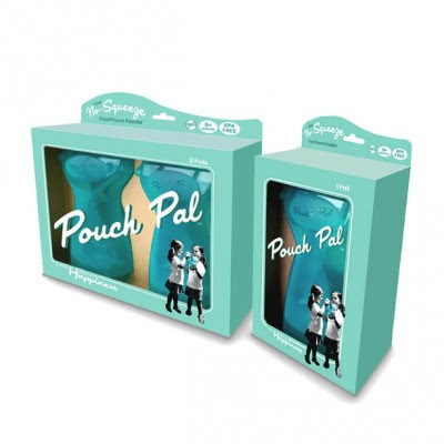 Pouch Pal Double and Single Pack