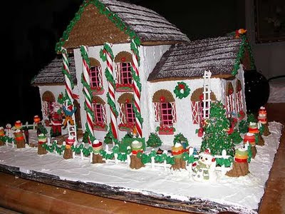 Gingerbread House Decoration Ideas: How To Decorate A Gingerbread ...