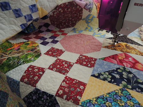 The Quilting Continues