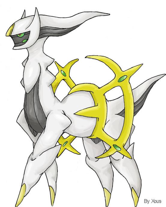 Pokemon Arceus Images  Pokemon Images