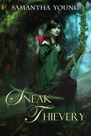 Sneak Thievery (The Fade, #2)