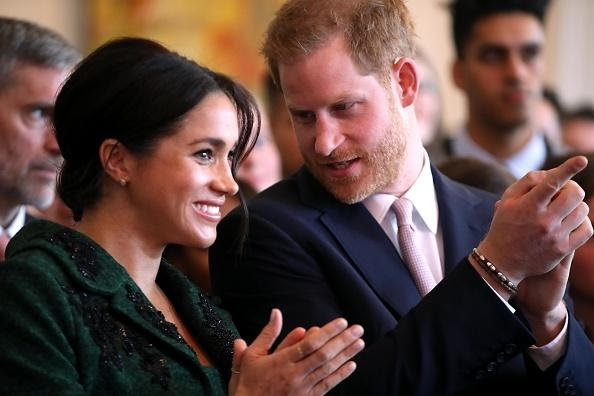 Congratulations: Meghan Markle give birth to a baby boy!