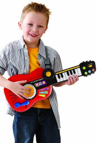 Vtech - 109605 - Instrument de Musique - Kidi'Rock - 3 en 1