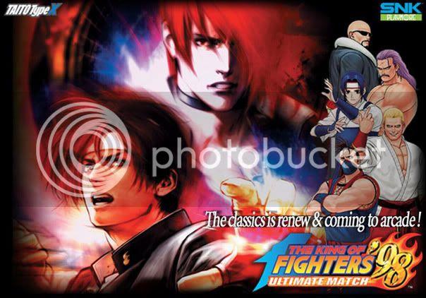 King of Fighter 98 Ultimate Match Mugen