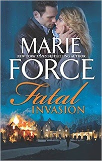 [ Fatal Invasion by Marie Force - TLC Book Tour }