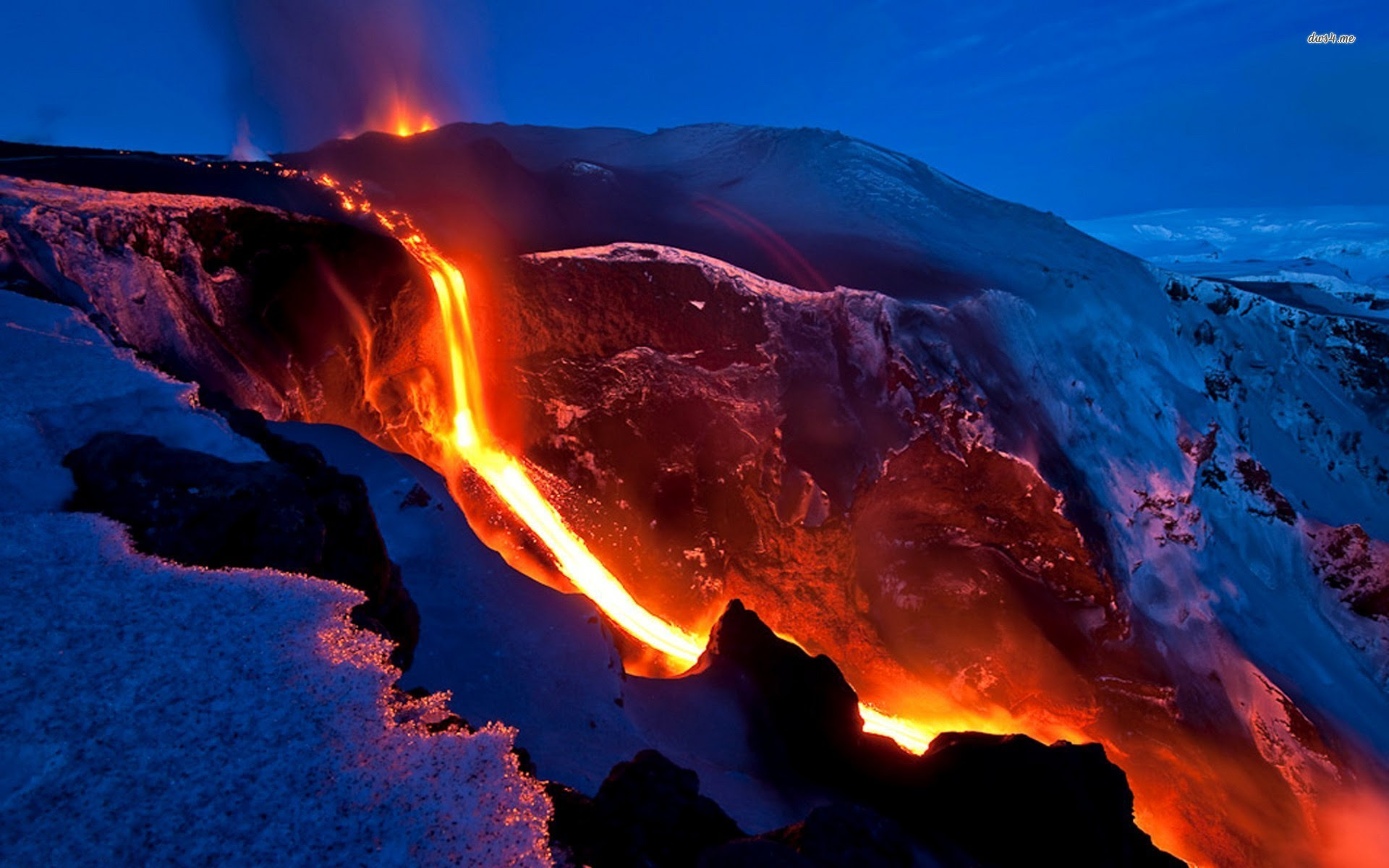 Volcano Wallpapers HD Backgrounds, Images, Pics, Photos Free Download  Baltana