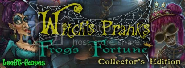 Witch's Pranks: Frog's Fortune Collectors Edition [FINAL-UPDATED v4.1.2.1635]