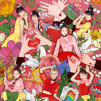 Lirik Lagu Oh My Girl - Coloring Book - Hang/Rom