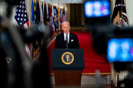 The Biden administration will push for more Americans to get vaccinated as states expand access.
