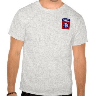 82nd Airborne Div Shirt shirt