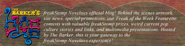 The Barker's Blog