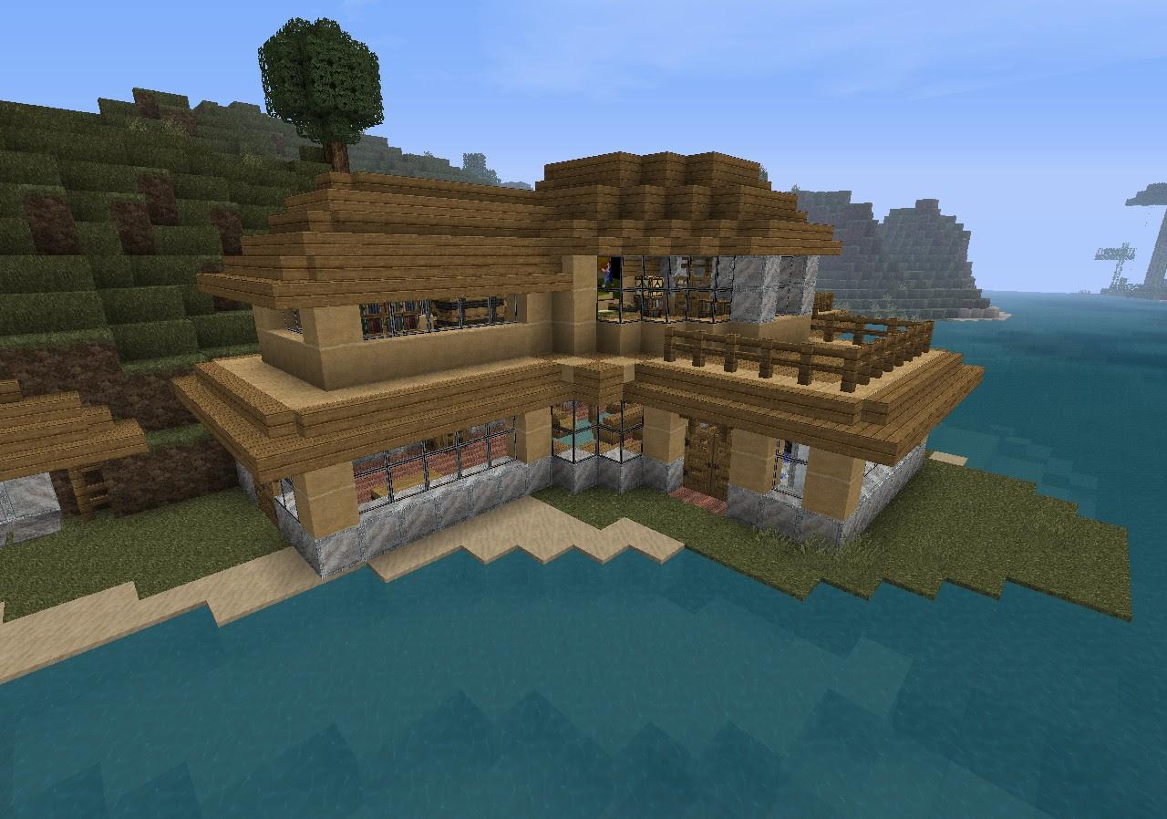 Minecraft Survival House Ideas Minecraft Huse Guide