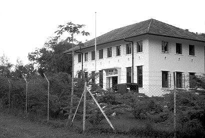 Jalan Kayu Post Office