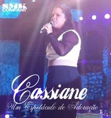 Gravação do novo DVD da Cassiane reúne multidão na cidade de São Sebastião