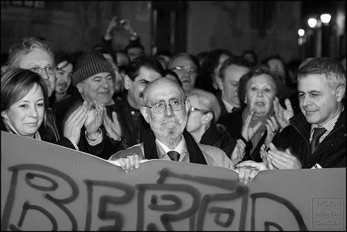 91 Velas Contra la Censura en Valencia