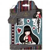 Gorjuss Urban Rubber Stamp Set - The Collector