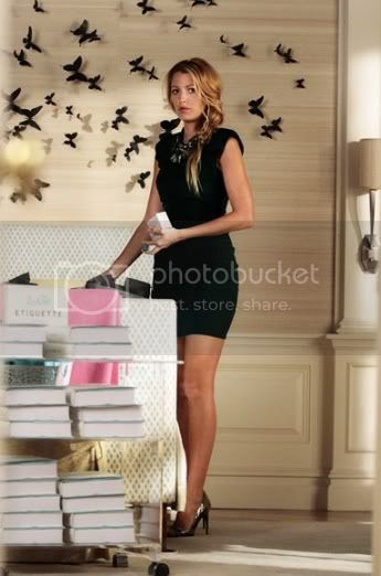 Gossip Girl Season 5 Episode 8: Fashion Styles