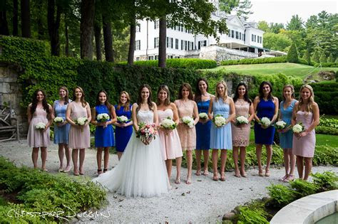 A Late Summer Wedding at The Mount ? Tara Consolati