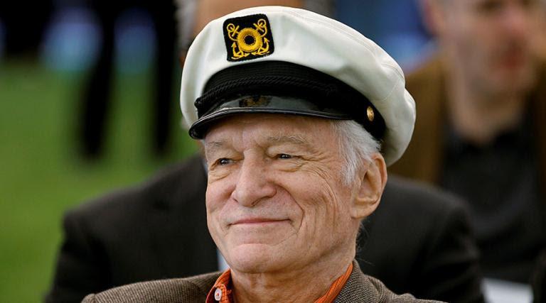 Πέθανε ο ιδρυτής του Playboy Hugh Hefner | Newsit.gr
