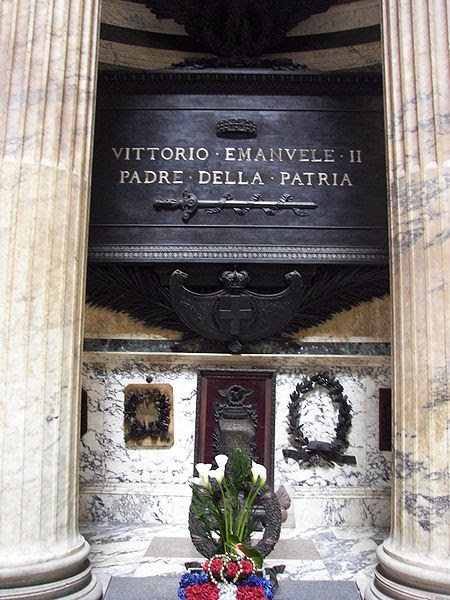 File:Tomb of Victor Emmanuel II of Italy.jpg