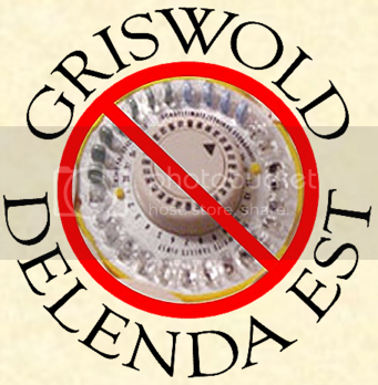 Griswold must be destroyed!