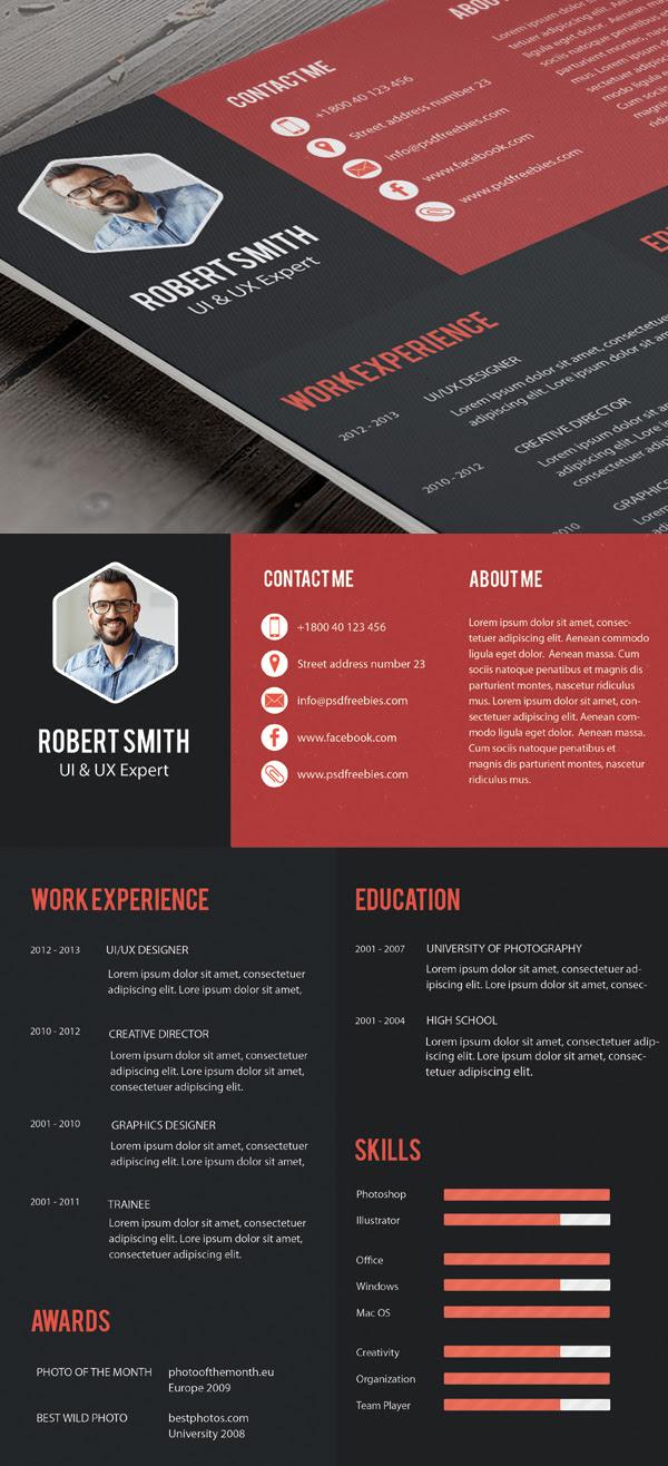 Creative_Professional_Resume_Template_Free_PSD