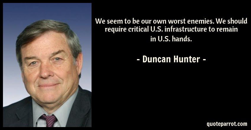We Seem To Be Our Own Worst Enemies We Should Require By Duncan