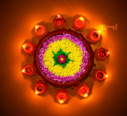 Day 018/365 | D-lite Diwali :) by ♥ Cishore™●๋