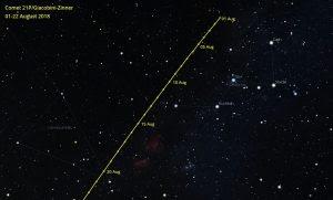 Comet 21P Finder Chart 3